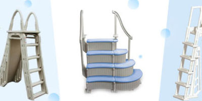 Above Ground Pool Ladder Featured Image