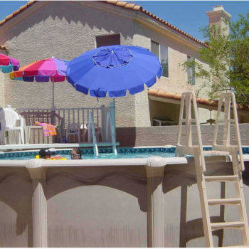 Above Ground Pool Ladder Reviews