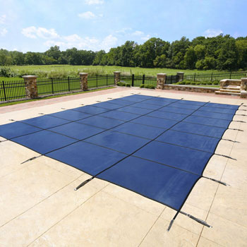 Blue Wave 20-ft x 40-ft Rectangular In-Ground Pool Safety Cover