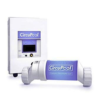 Circupool Universal40 Saltwater Chlorinator - Complete System