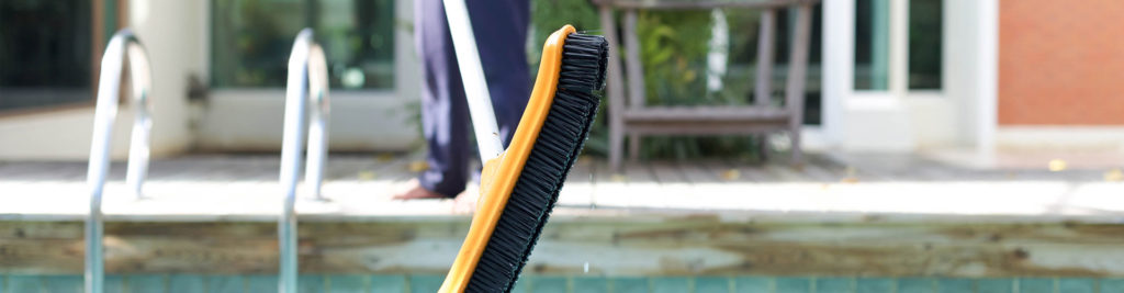 How To Use Pool Brush