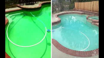 How To Use Algaecide for Pools