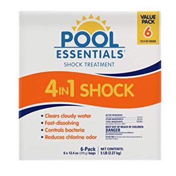 Pool Essentials Shock Treatment 6 Pack