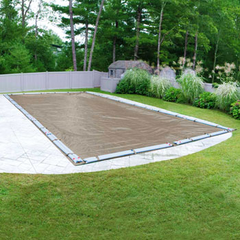 Pool Mate 573060R Sandstone Winter Pool Cover