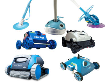 TYPES OF ABOVE GROUND POOL VACUUM CLEANERS
