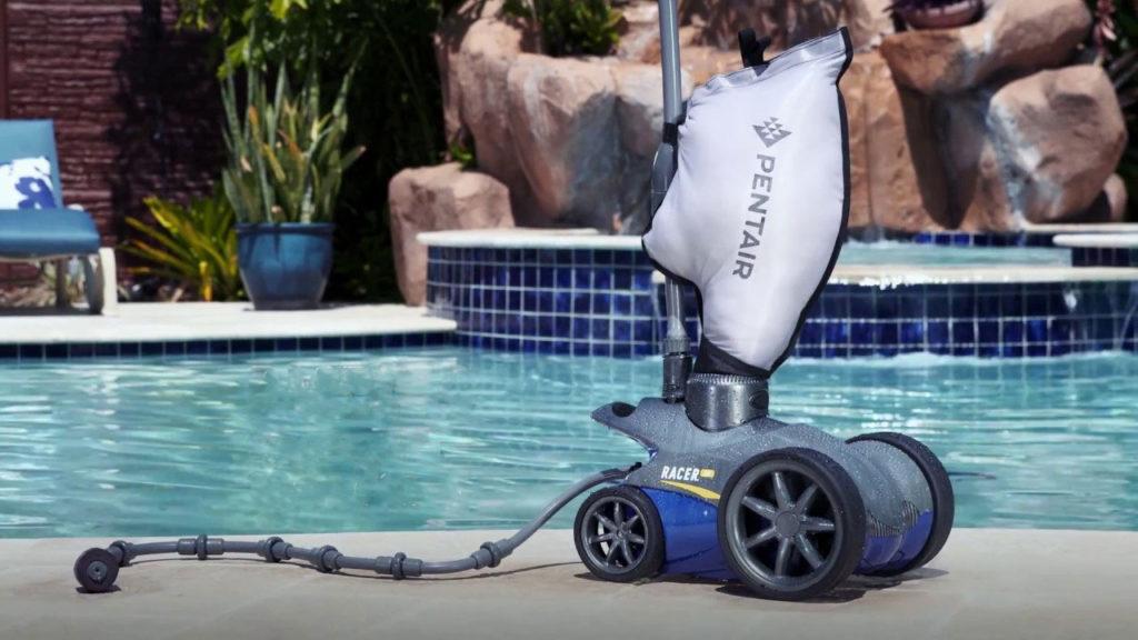 Types of Pressure Side Pool Cleaner