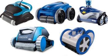 Types of Robotic Pool Vacuum Cleaner