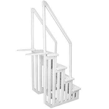 XtremepowerUS Safety Step Pool Ladder