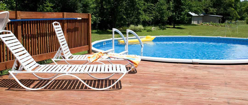 Benefits of Above Ground Pools