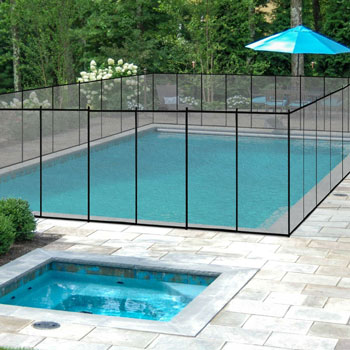 Giantex In-Ground Swimming Pool Fence
