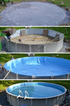 Installing your Above Ground Pool