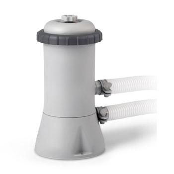 Intex Krystal Clear Cartridge Filter Pool Pump