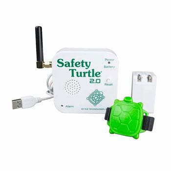 Safety Turtle 2.0 Child Wristband Pool Alarm