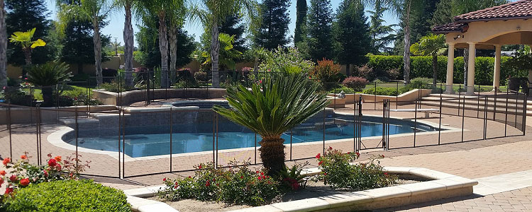 Types of Pool Fence
